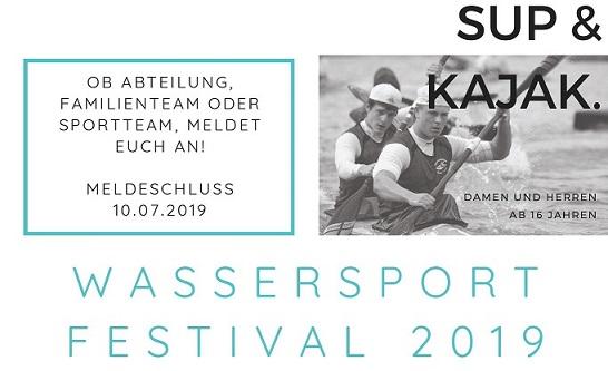 Wassersport Festival 2019